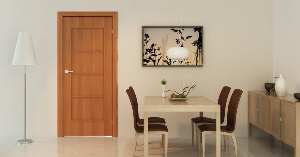 Советы по установке межкомнатных дверей