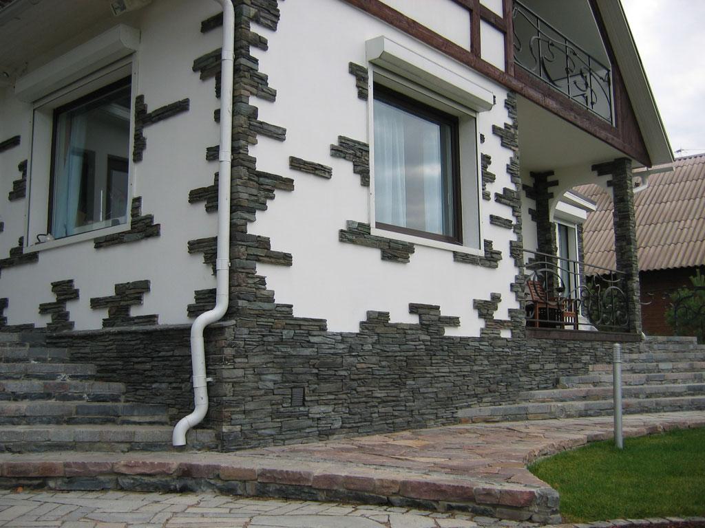Виды фасадов