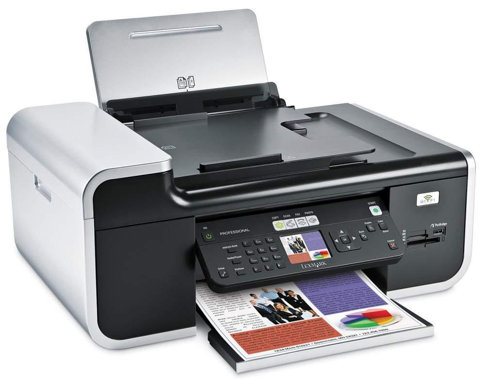 Принтер для ноутбука и аудиосистема ноутбука