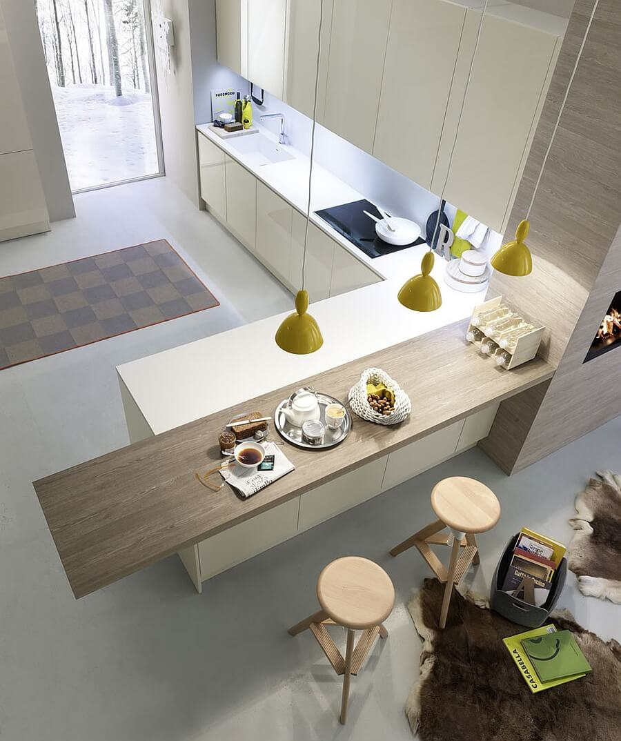 Мебельные светильники для кухни в ассортименте