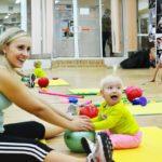 Фитнес-упражнения для детей