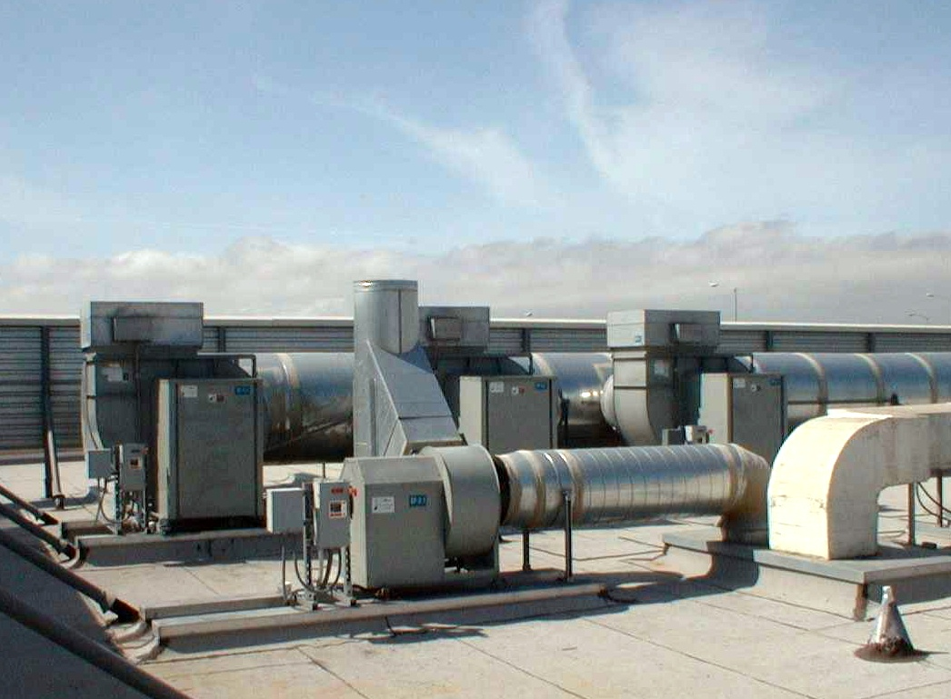 Вентиляция и вентиляционное оборудование