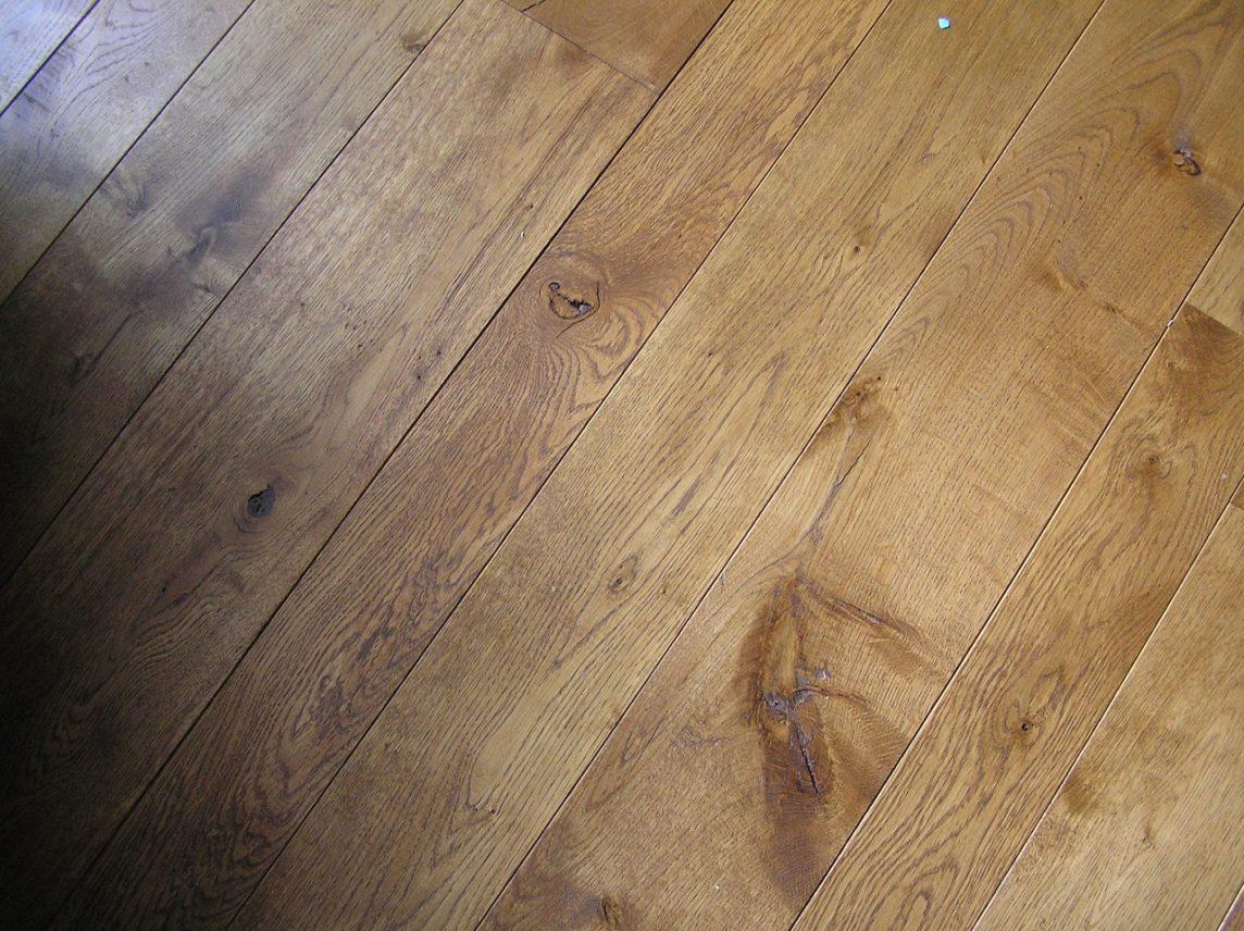 Какой выбрать деревянный пол?