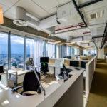 Отделочные работы в офисных помещениях