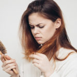 Борьба с выпадением волос