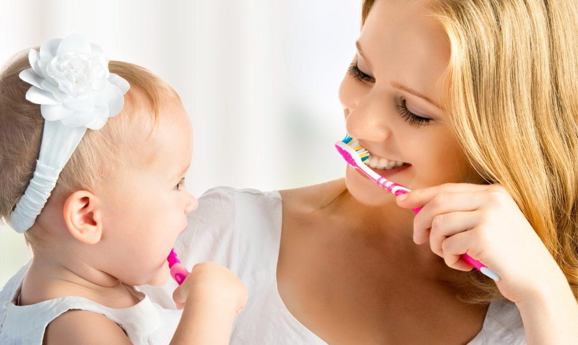 Почему нужно ухаживать за зубами с раннего детства?