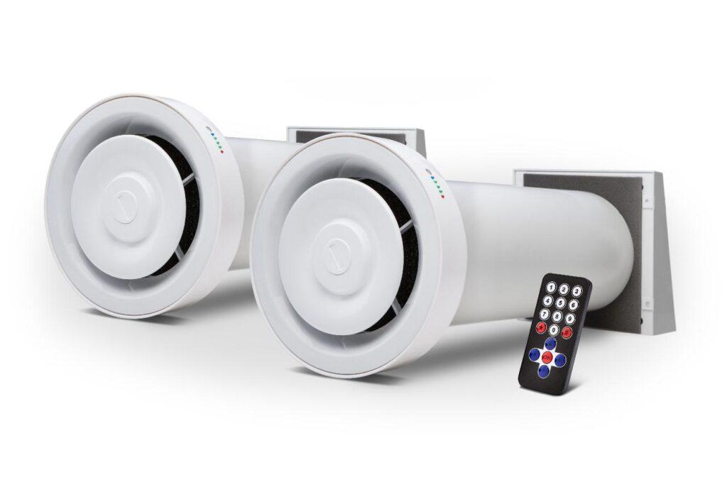 Выбираем рекуператоры воздуха для дома