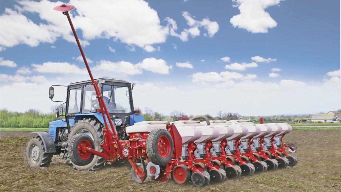 Сеялки для посева кукурузы