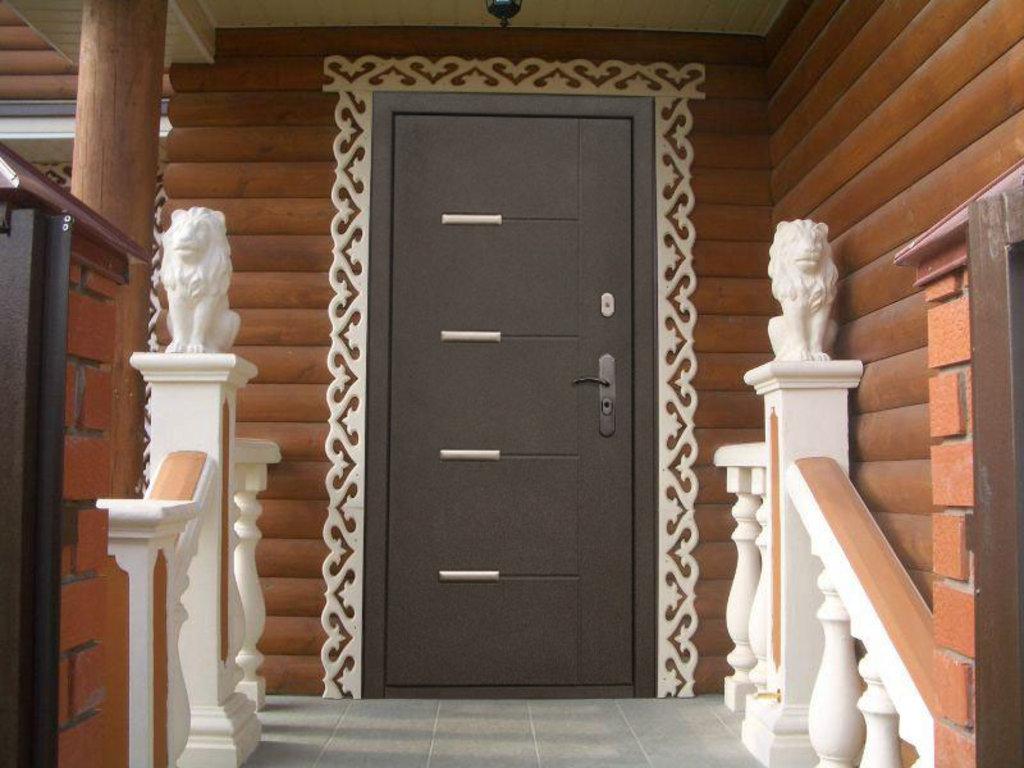 Входная дверь - правила выбора