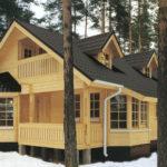 Особенности выбора каркасно-щитового дома