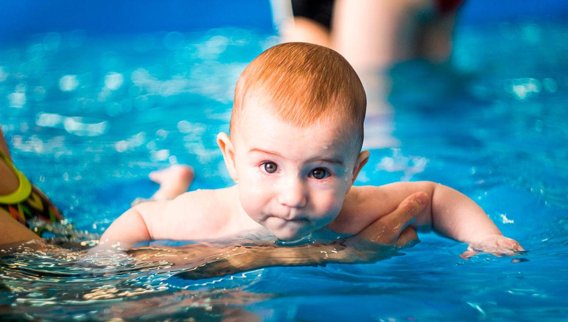 Выбираем бассейн для малыша