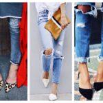 Туфли и джинсы: о правилах удачного сочетания